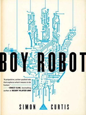 cover image of Boy Robot