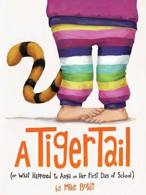 cover image of A Tiger Tail