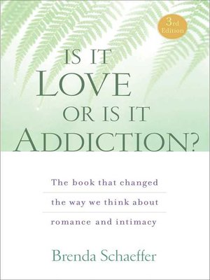 cover image of Is It Love or Is It Addiction