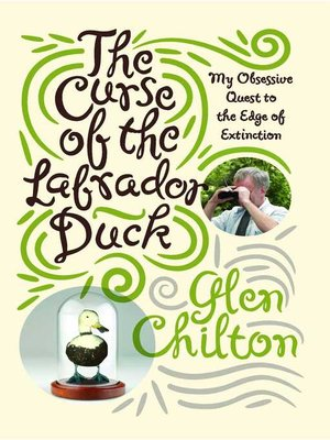 cover image of The Curse of the Labrador Duck