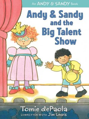 cover image of Andy & Sandy and the Big Talent Show