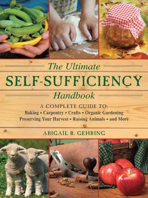 cover image of The Ultimate Self-Sufficiency Handbook