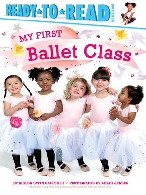 cover image of My First Ballet Class