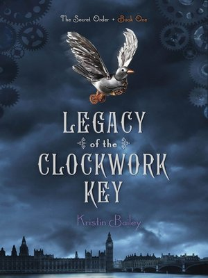 cover image of Legacy of the Clockwork Key