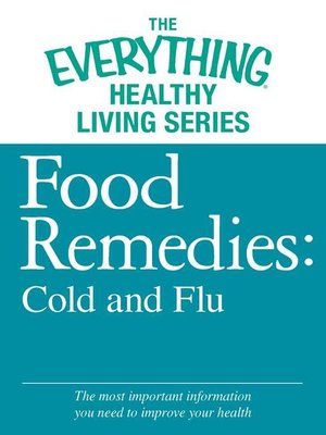 cover image of Food Remedies--Cold and Flu