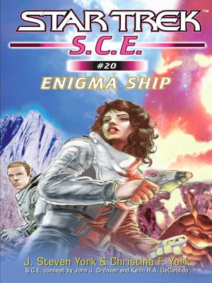 cover image of Enigma Ship