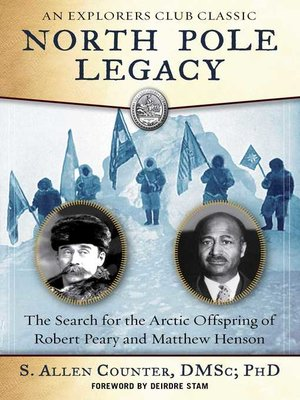 cover image of North Pole Legacy