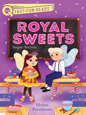 cover image of Sugar Secrets