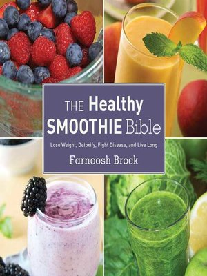 cover image of The Healthy Smoothie Bible