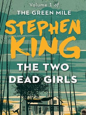 cover image of The Two Dead Girls