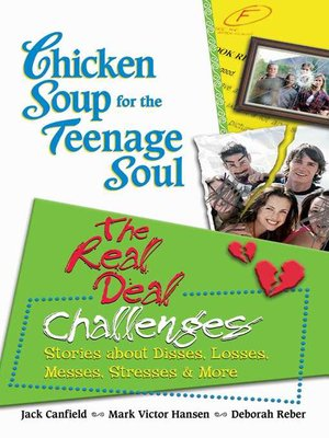 cover image of Chicken Soup for the Teenage Soul
