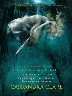 cover image of The Dark Artifices, the Complete Collection
