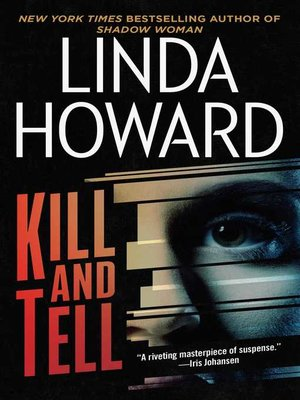 cover image of Kill and Tell