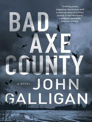 cover image of Bad Axe County