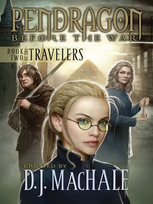 cover image of Book Two of the Travelers