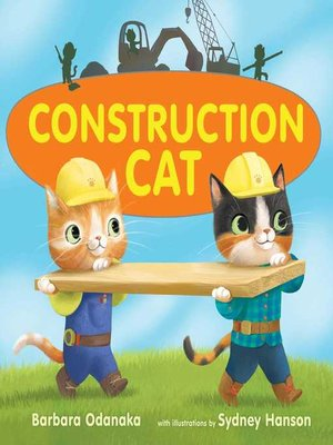 cover image of Construction Cat