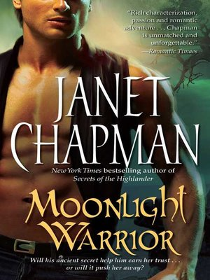 cover image of Moonlight Warrior