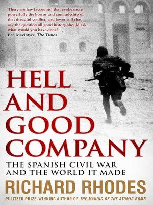 cover image of Hell and Good Company