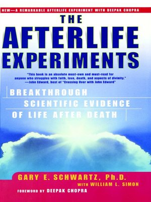 cover image of The Afterlife Experiments
