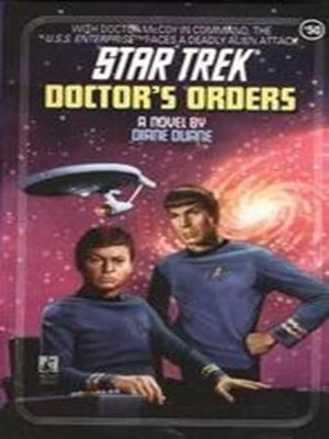 cover image of Doctor's Orders