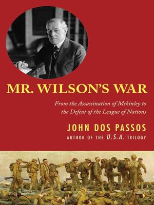 cover image of Mr. Wilson's War