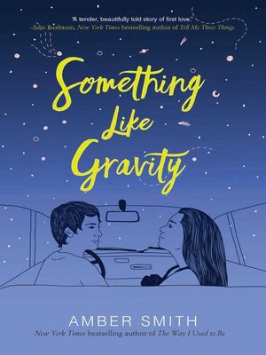 cover image of Something Like Gravity