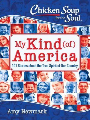 cover image of My Kind (of) America: 101 Stories about the True Spirit of Our Country