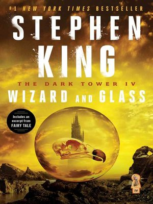 Cover image for Wizard and Glass