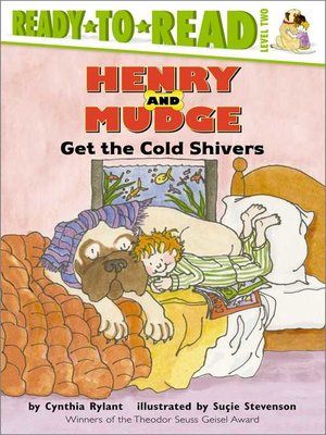 cover image of Henry and Mudge Get the Cold Shivers