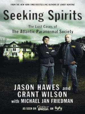 cover image of Seeking Spirits