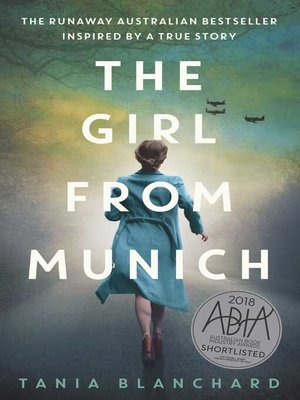cover image of The Girl from Munich