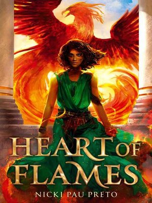 cover image of Heart of Flames
