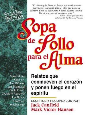 cover image of Sopa de Pollo para el Alma