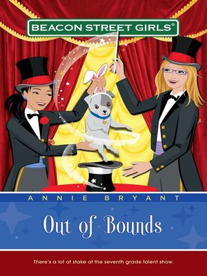 cover image of Out of Bounds