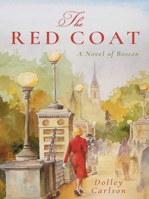 cover image of The Red Coat