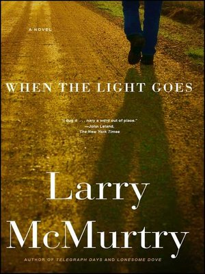 cover image of When the Light Goes