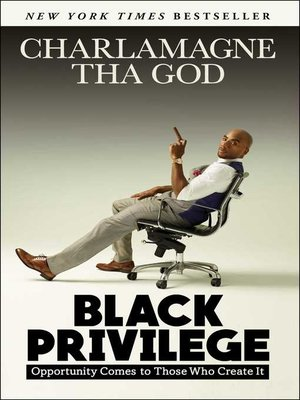 cover image of Black Privilege