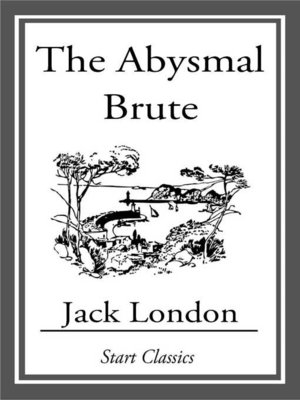 cover image of The Abysmal Brute