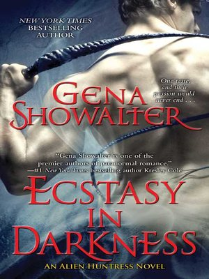 cover image of Ecstasy in Darkness