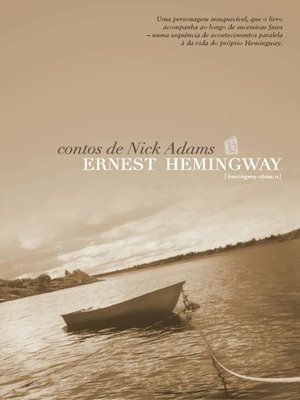 cover image of Contos de Nick Adams [Nick Adams Stories]
