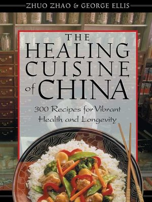 cover image of The Healing Cuisine of China