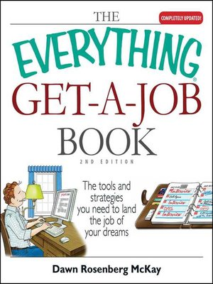 cover image of The Everything Get-A-Job Book