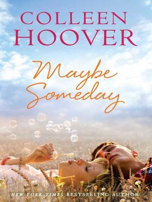 cover image of Maybe Someday