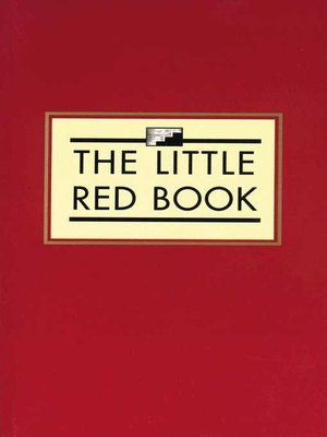 cover image of The Little Red Book