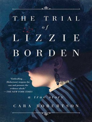 cover image of The Trial of Lizzie Borden