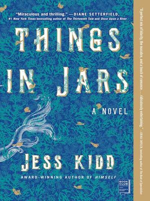 cover image of Things in Jars