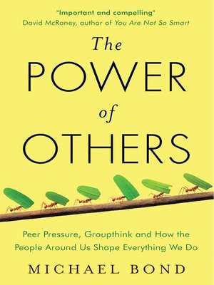 cover image of The Power of Others