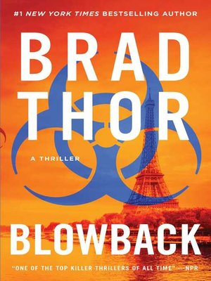 cover image of Blowback