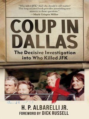 cover image of Coup in Dallas