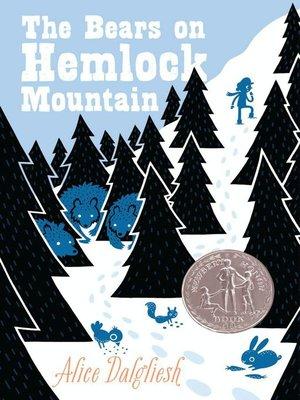 cover image of The Bears on Hemlock Mountain